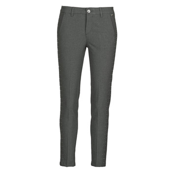 Kleidung Damen 5-Pocket-Hosen Freeman T.Porter CLAUDIA POLYNEO Grau