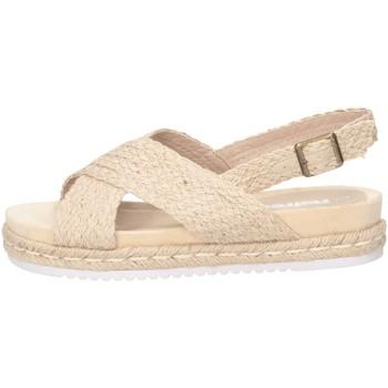 Schuhe Damen Sandalen / Sandaletten Refresh 72234 Sandalen Frau beige beige
