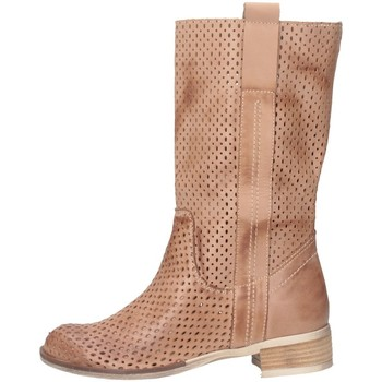 Schuhe Herren Klassische Stiefel Made In Italia 0415 Stiefel Frau Leder Leder