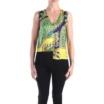 Kleidung Damen Tops Jucca J3112042/V oben Damen Melinda Melinda