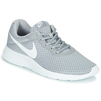 Schuhe Herren Sneaker Low Nike TANJUN Grau / Weiss