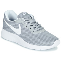 Schuhe Damen Sneaker Low Nike TANJUN Grau / Weiss