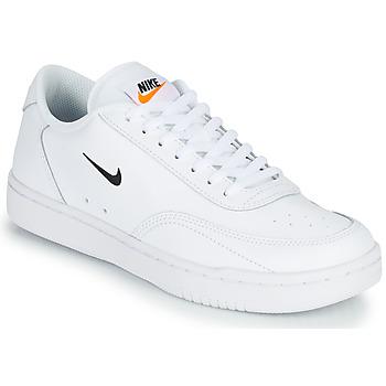 Schuhe Damen Sneaker Low Nike COURT VINTAGE Weiss