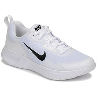 Schuhe Damen Sneaker Low Nike WEARALLDAY Weiss / Schwarz