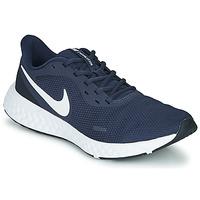 Schuhe Herren Multisportschuhe Nike REVOLUTION 5 Blau