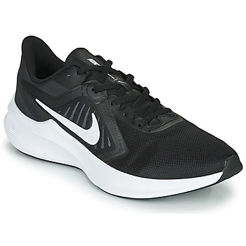 Schuhe Herren Laufschuhe Nike DOWNSHIFTER 10 Schwarz / Weiss