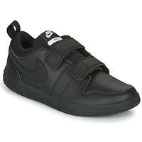 Schuhe Jungen Sneaker Low Nike PICO 5 PS Schwarz