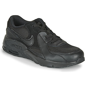 Schuhe Kinder Sneaker Low Nike AIR MAX EXEE PS Schwarz
