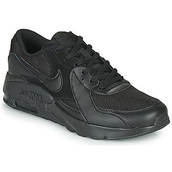 Schuhe Kinder Sneaker Low Nike AIR MAX EXCEE GS Schwarz
