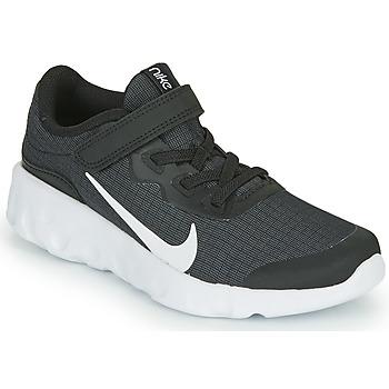Schuhe Kinder Sneaker Low Nike EXPLORE STRADA PS Schwarz / Weiss