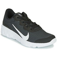 Schuhe Kinder Sneaker Low Nike EXPLORE STRADA GS Schwarz / Weiss