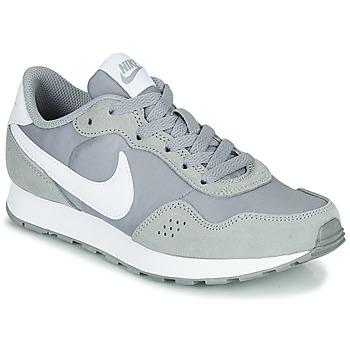 Schuhe Kinder Sneaker Low Nike MD VALIANT GS Grau / Weiss