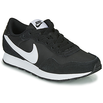 Schuhe Kinder Sneaker Low Nike MD VALIANT GS Schwarz / Weiss