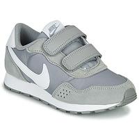 Schuhe Kinder Sneaker Low Nike MD VALIANT PS Grau / Weiss