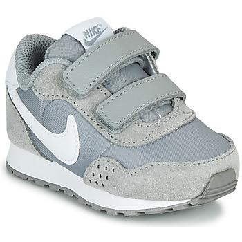 Schuhe Kinder Sneaker Low Nike MD VALAINT TD Grau / Weiss