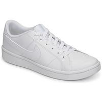 Schuhe Damen Sneaker Low Nike Court Royale 2 Weiss