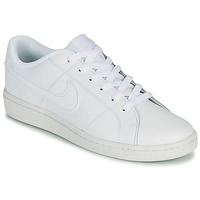 Schuhe Herren Sneaker Low Nike COURT ROYALE 2 LOW Weiss