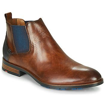 Schuhe Herren Boots Lloyd JASER Cognac
