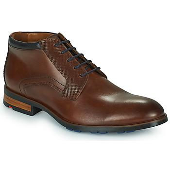 Schuhe Herren Boots Lloyd JARON Braun