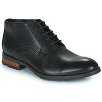 Schuhe Herren Boots Lloyd  Schwarz
