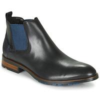 Schuhe Herren Boots Lloyd JASER Schwarz