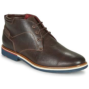 Schuhe Herren Boots Lloyd FABIO Braun