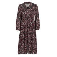 Kleidung Damen Maxikleider One Step FR30121 Schwarz