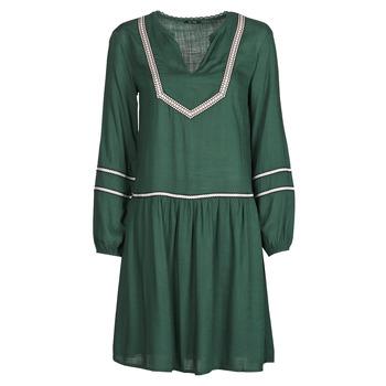 Kleidung Damen Kurze Kleider One Step FR30231 Grün