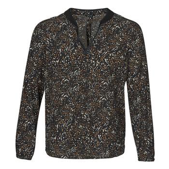 Kleidung Damen Tops / Blusen One Step FR11161 Schwarz