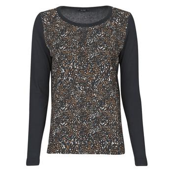 Kleidung Damen Pullover One Step FR18021 Schwarz