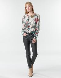 Kleidung Damen 5-Pocket-Hosen One Step FR29031_02 Schwarz