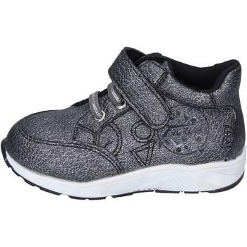 Schuhe Mädchen Sneaker Low Fiorucci BM426 silber