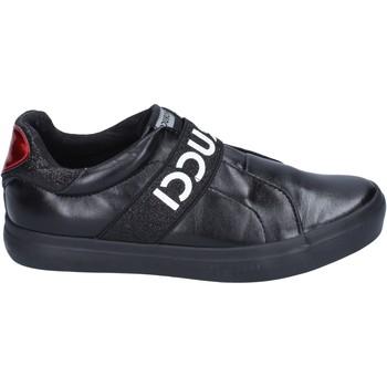 Schuhe Mädchen Slip on Fiorucci BM427 schwarz