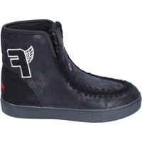 Schuhe Mädchen Low Boots Fiorucci BM430 schwarz