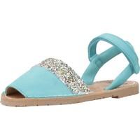 Schuhe Mädchen Sandalen / Sandaletten Ria 20090 27055 Blau