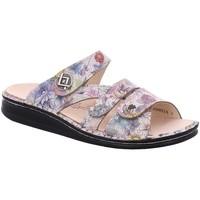 Schuhe Damen Pantoffel Finn Comfort Pantoletten Agueda Agueda01538673010 bunt