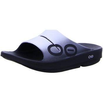 Schuhe Herren Pantoletten Diverse Badeschuhe Ooahh Sport/Gray E1500SMOKE grau