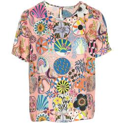 Kleidung Damen T-Shirts Paul Smith Top Rose