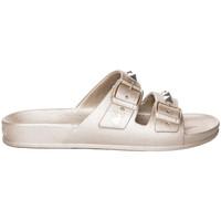 Schuhe Damen Pantoffel Cacatoès Lambada Gold