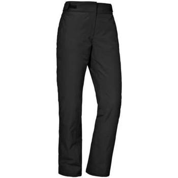 Kleidung Damen Hosen SchÖffel Sport Ski Pants Pinzgau1 1012136 21843 9990 schwarz