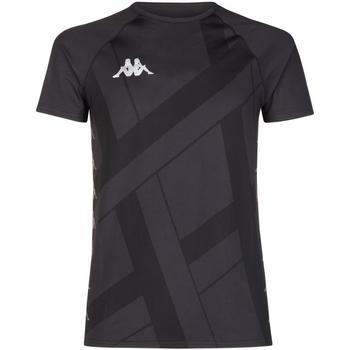Kleidung Herren T-Shirts Kappa KOMBAT BELSI 900-black