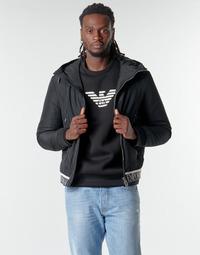Kleidung Herren Jacken Emporio Armani 6H1BL6 Schwarz