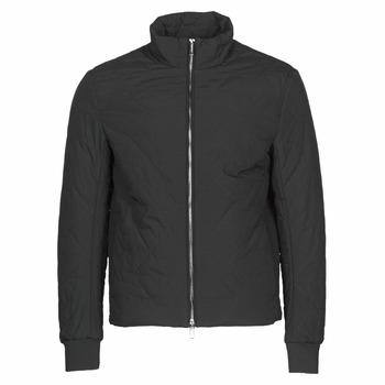 Kleidung Herren Jacken Emporio Armani 6H1BF4 Schwarz