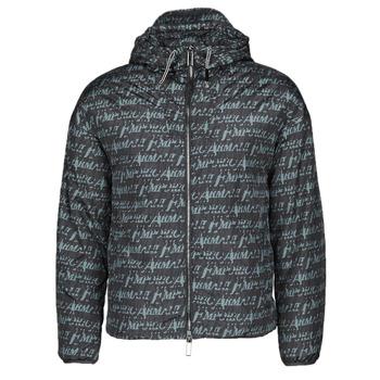 Kleidung Herren Jacken Emporio Armani 6H1BN6 Schwarz