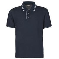 Kleidung Herren Polohemden Emporio Armani 6H1F79 Marine