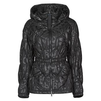 Kleidung Damen Daunenjacken Emporio Armani 6H2B94 Schwarz