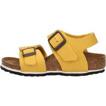 Schuhe Jungen Sandalen / Sandaletten Birkenstock - New york giallo 1015758 GIALLO