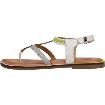 Schuhe Mädchen Sandalen / Sandaletten Gioseppo - Sandalo bianco SCALEA BIANCO