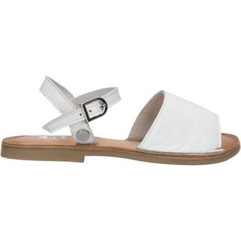 Schuhe Mädchen Sandalen / Sandaletten Gioseppo - Sandalo bianco DONCEEL BIANCO