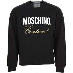 Kleidung Herren Sweatshirts Moschino ZA1719 Schwarz